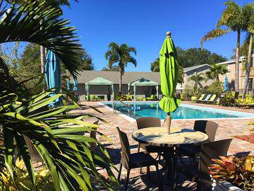 Expansive Sundeck - The Preserve at Spring Lake - Altamonte Springs, FL