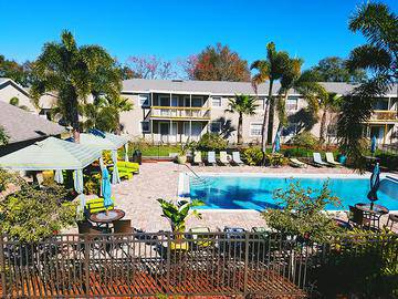 Updated Pool Area - The Preserve at Spring Lake - Altamonte Springs, FL