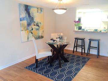 Townhome Dining Room - The Preserve at Spring Lake - Altamonte Springs, FL