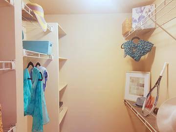 Walk-in Closet - The Preserve at Spring Lake - Altamonte Springs, FL