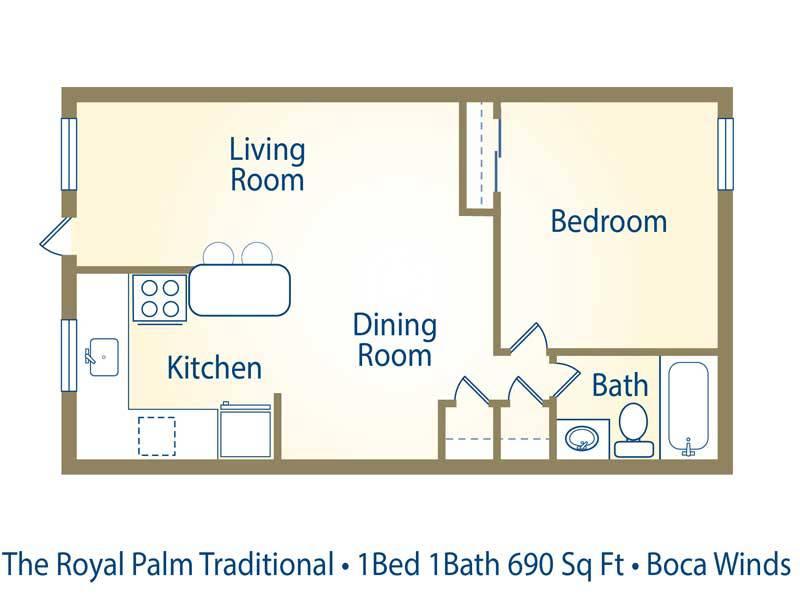 Apartment Floor Plans Pricing Boca Winds In Boca Raton Fl
