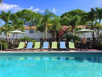 Sparkling Swimming Pool - Boca Winds - Boca Raton, FL