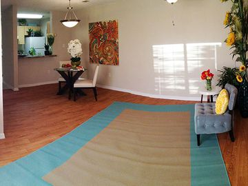 Open Floor Plans - Kendall Ridge Apartments - Bradenton, FL