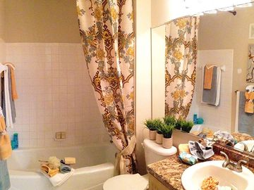 Bathroom - Kendall Ridge Apartments - Bradenton, FL