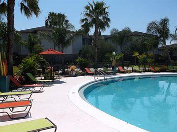 Expansive Sundeck - Kendall Ridge Apartments - Bradenton, FL