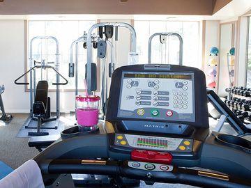 Fitness Center - Kendall Ridge Apartments - Bradenton, FL
