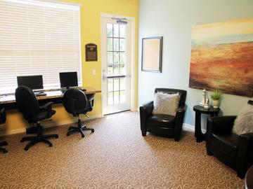 Business Center - Ashton Chase - Clermont, FL