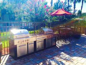 Outdoor Grill - Ashton Chase - Clermont, FL