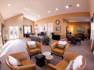 Leasing Office Interior - Ashton Chase - Clermont, FL