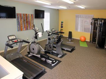 Fitness Center - Ashton Chase - Clermont, FL