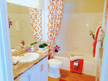 Guest Bathroom - Ashton Chase - Clermont, FL
