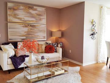Spacious Living Room - Ashton Chase - Clermont, FL