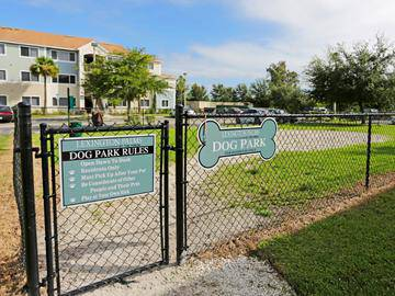 Off-Leash Dog Park - Lexington Palms at The Forum - Fort Myers, FL