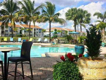 Resort-Style Pool - Lexington Palms at The Forum - Fort Myers, FL