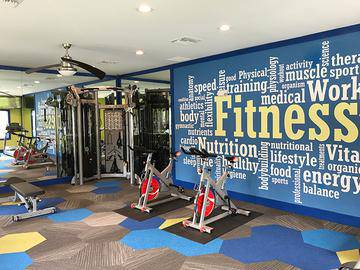 24-Hour Fitness Center - The Laurels Apartment Homes - Fort Myers, FL
