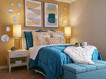 Master Suite - The Laurels Apartment Homes - Fort Myers, FL
