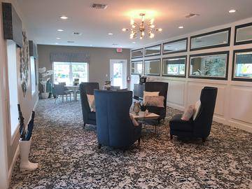 Clubhouse Interior - The Laurels Apartment Homes - Fort Myers, FL