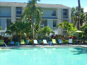 Resort-Style Pool - The Laurels Apartment Homes - Fort Myers, FL