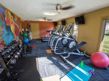 State-of-the-Art Fitness Center - Ridgemar Commons - Gainesville, FL