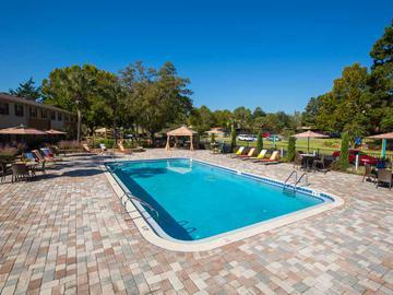 Resort-Style Pool - Ridgemar Commons - Gainesville, FL