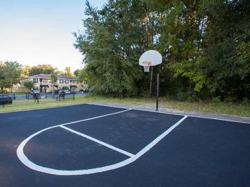Basketball Court - Ridgemar Commons - Gainesville, FL