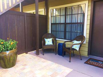 Private Patio - Ridgemar Commons - Gainesville, FL