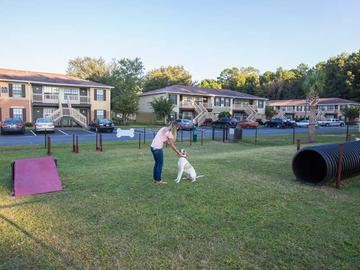 Dog Park - Ridgemar Commons - Gainesville, FL