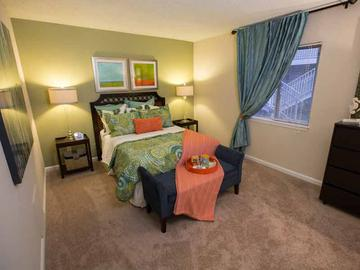 Master Bedroom - The Fairpointe at Gulf Breeze - Gulf Breeze, FL