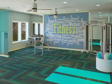 State-of-the-Art Fitness Center - The Fairpointe at Gulf Breeze - Gulf Breeze, FL