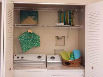 Full Size Washer/Dryer Appliances - The Fairpointe at Gulf Breeze - Gulf Breeze, FL