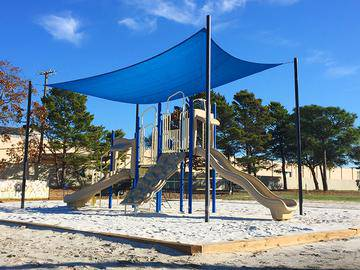 Playground - The Fairpointe at Gulf Breeze - Gulf Breeze, FL