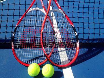 Tennis Court - The Fairpointe at Gulf Breeze - Gulf Breeze, FL