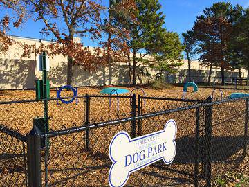 Dog Park - The Fairpointe at Gulf Breeze - Gulf Breeze, FL