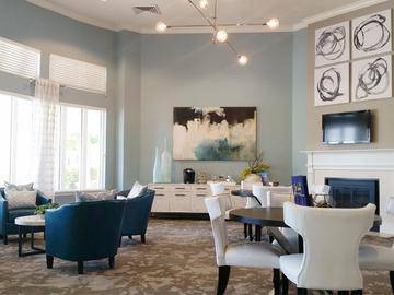Clubhouse Interior - Banyan Bay - Jacksonville, FL