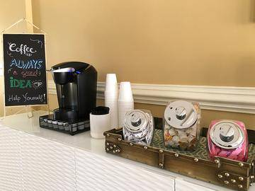 Complimentary Coffee - Banyan Bay - Jacksonville, FL