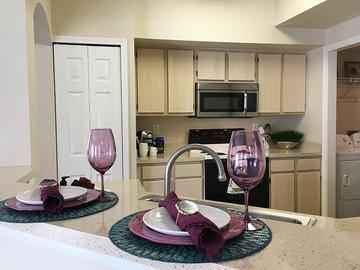 Kitchen - Banyan Bay - Jacksonville, FL