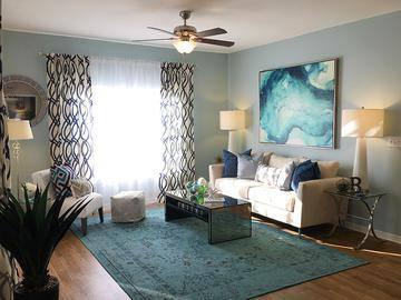 Living Room - Banyan Bay - Jacksonville, FL