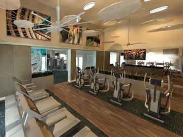 Brand New Fitness Center - Banyan Bay - Jacksonville, FL