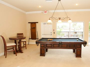 Billiards Table - Bella Terraza - Jacksonville, FL