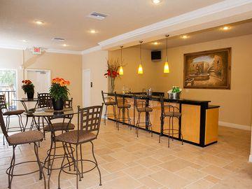 Clubhouse Bar - Bella Terraza - Jacksonville, FL