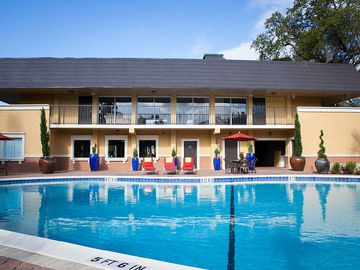 Clubhouse and Pool - Bella Terraza - Jacksonville, FL