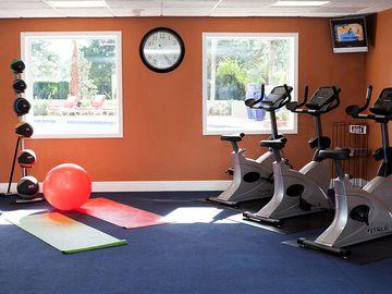 Fitness Center - Bella Terraza - Jacksonville, FL