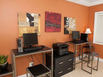Cyber Cafe - Bella Terraza - Jacksonville, FL