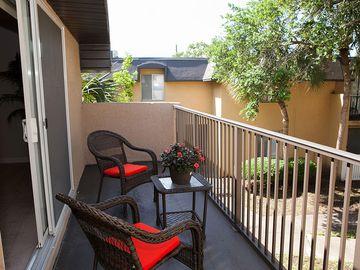 Private Patio/Balcony - Bella Terraza - Jacksonville, FL