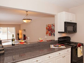 Granite-Style Counters - Bella Terraza - Jacksonville, FL