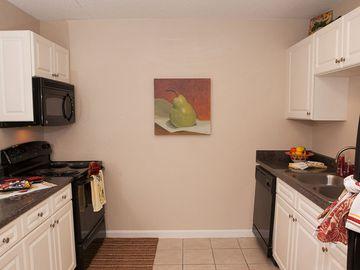 All Black Appliances - Bella Terraza - Jacksonville, FL