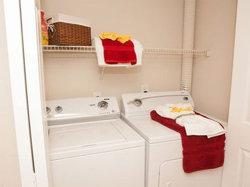Washer and Dryer in Every Home - Bella Terraza - Jacksonville, FL