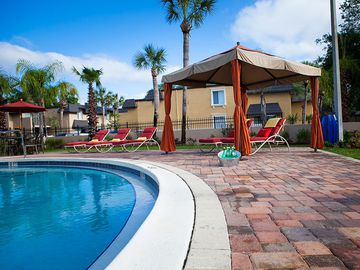 Expansive Sundeck - Bella Terraza - Jacksonville, FL