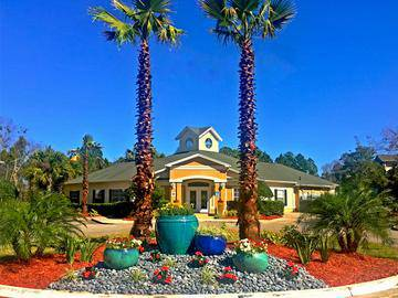 Resident Clubhouse/Leasing Office - Deer Meadow - Jacksonville, FL