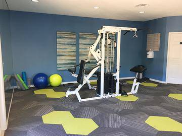 State-of-the-Art Fitness Center - Deer Meadow - Jacksonville, FL